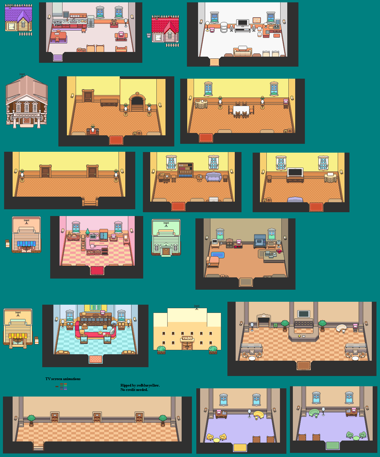 Game Boy Advance - Mother 3 - Modern Tazmilly (Inside) - The